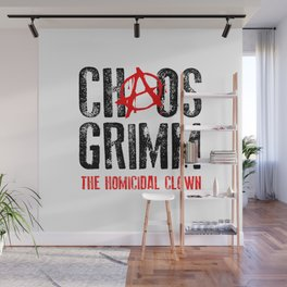 Chaos Grimm Wall Mural