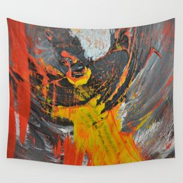Motion in Abstraction Wall Tapestry