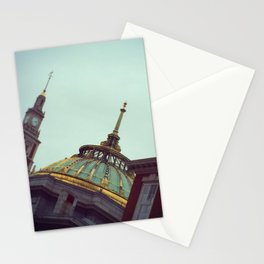 Antique Architecture Stationery Cards