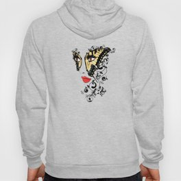 Butterfly mask Hoody