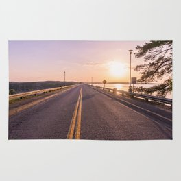 Sunset Road Rug