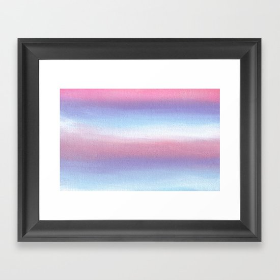 ZoomZoom Framed Art Print