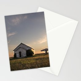 Galpin Church, Montana Prairie 2 Stationery Cards