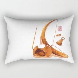 Capoeira 248 Rectangular Pillow