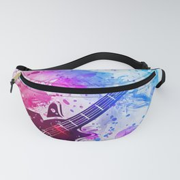 Electric Guitar Fanny Pack