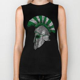 Spartan Helmet Biker Tank