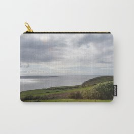 Coast of Ireland Carry-All Pouch