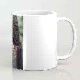 The Flower Lady Coffee Mug