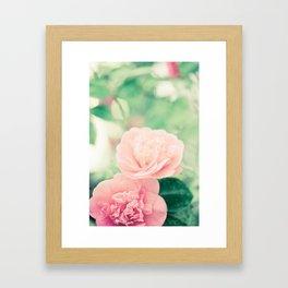 Joie de vivre - floral photography Framed Art Print