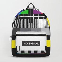 TV No Signal Backpack