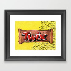 TWIIXX!! Framed Art Print