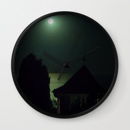Southern night Wall Clock
