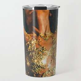 Beauty foster - skin and gold Travel Mug