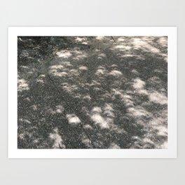Little Eclipses Art Print