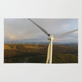 Quality Wind Project Rug