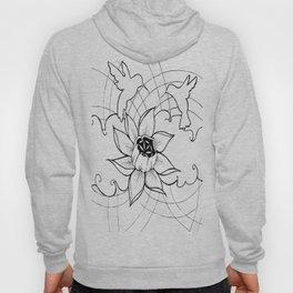 Blooming Lotus Hoody