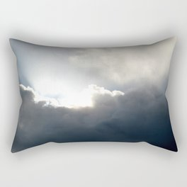 Jesus Light Rectangular Pillow