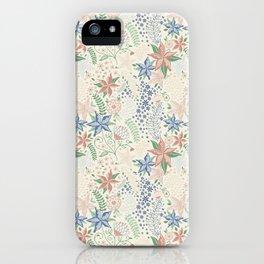 Caladenia iPhone Case