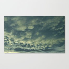 Rainstorm Canvas Print