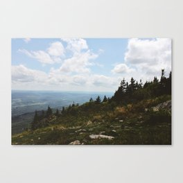 Mount Greylock I Canvas Print