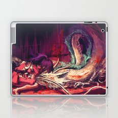 Bleed Laptop & iPad Skin