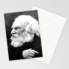 Julia Margaret Cameron - Portrait of Longfellow Stationery Cards