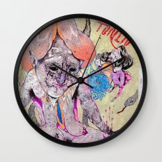 o hey Wall Clock