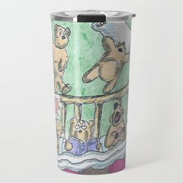 10 In The Bed Travel Mug