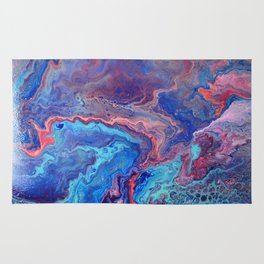 Topography of the Imagination Rug