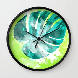 Lost Wing Wall Clock