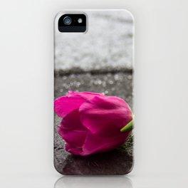 tulip_6 iPhone Case