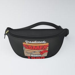 Born 1990 And The Passion Gaming Fanny Pack