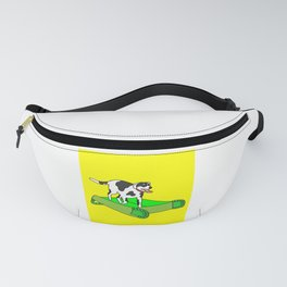 Fitness Enthusiastic Animal Sport Animal Fanny Pack