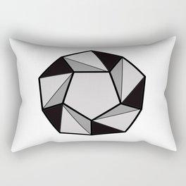 Geometric Shapes 2. Prism Rectangular Pillow