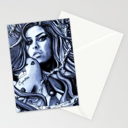 A  M  Y Stationery Cards