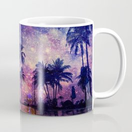 Paradise in Space Coffee Mug