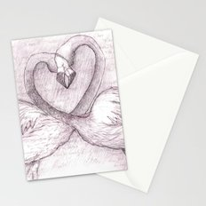 The Flamingos Stationery Cards