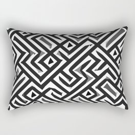 Laberinto Rectangular Pillow