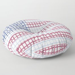 The Changing of America  Floor Pillow