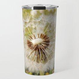Dandelion spring flower Travel Mug