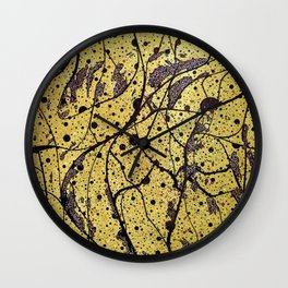 Summer's Almost Gone Wall Clock