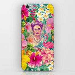 Frida Jungle iPhone Skin