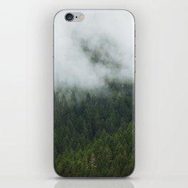 Tree Fog iPhone Skin