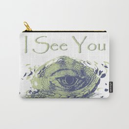 i see you - ayes Carry-All Pouch