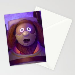 Muppet Maniac - Rowlf Lector Stationery Cards