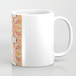 Tile Teal Tea Party Coffee Mug