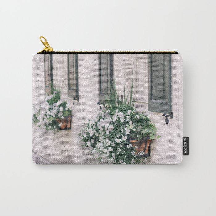 Charleston Window Boxes Carry-All Pouch
