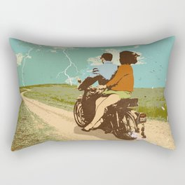 STORM CHASERS Rectangular Pillow