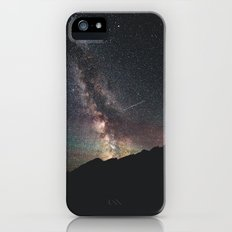 Starry night iPhone SE Slim Case