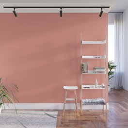 Blooming Dahlia | Pantone Fashion Color | Spring : Summer 2018 | New York and London | Solid Color | Wall Mural